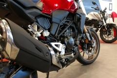 Honda CB300R en Servihonda.