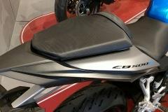 Honda CB500F Color Candy Caribbean Blue Sea en Servihonda.