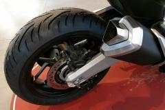 Honda Forza 750 Color Graphite Black en Servihonda