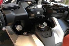 Honda Forza 750 Color Plata Mate Metalizado Beta en Servihonda.