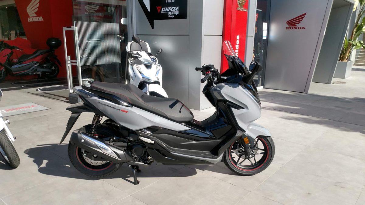 Honda Forza 300 Limited Edition en Servihonda.