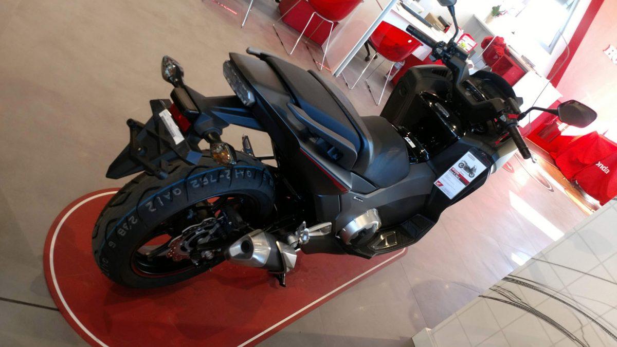 Honda Integra S en Servihonda.