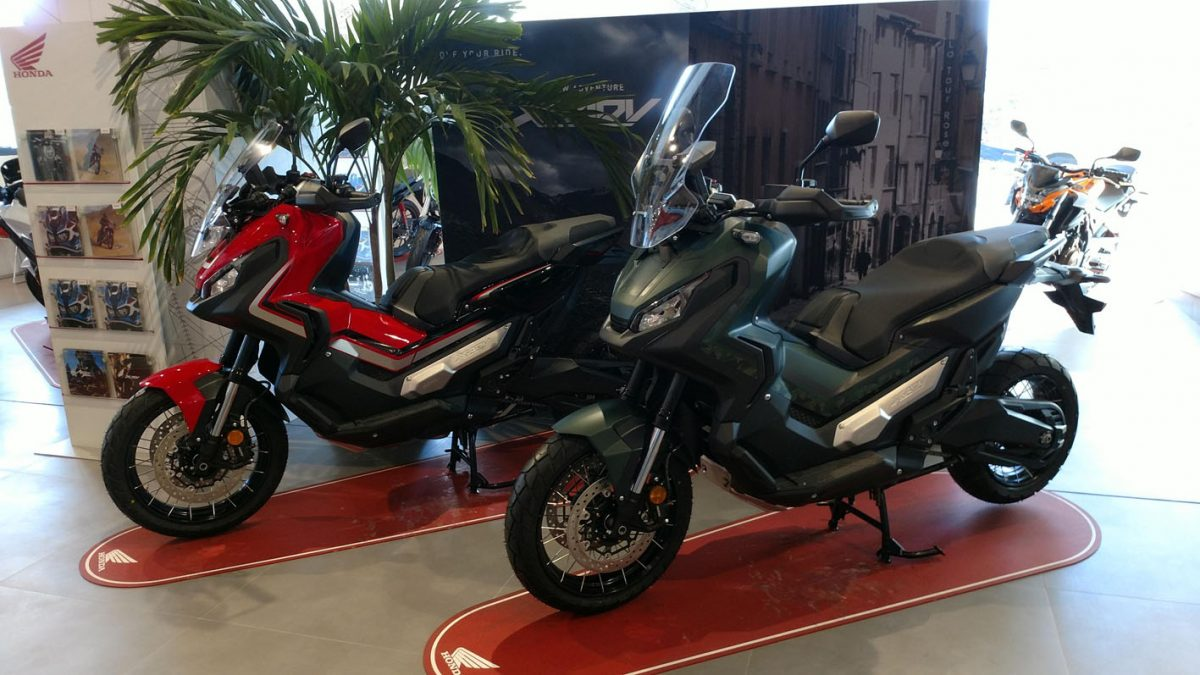 Honda X-ADV en Servihonda.