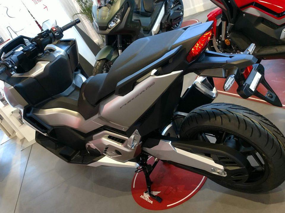 Nueva Honda Forza 750.