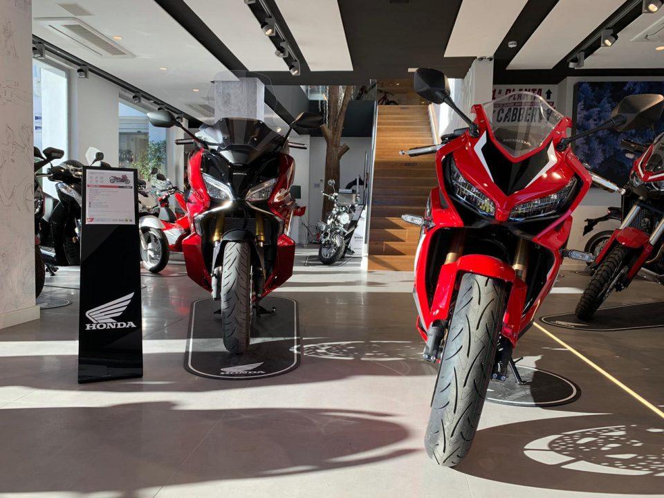 Honda Forza 750 y CBR650R 2021, las dos grandes novedades en Servihonda Fuengirola.