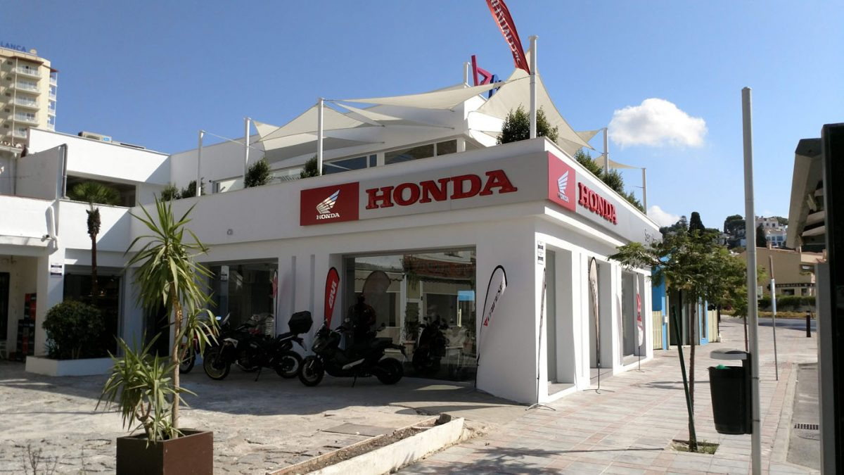 Nuevas instalaciones Servihonda Fuengirola.